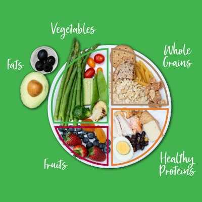 healthy eating plate curriculum